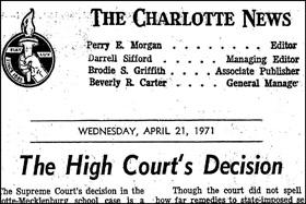 The Charlotte News