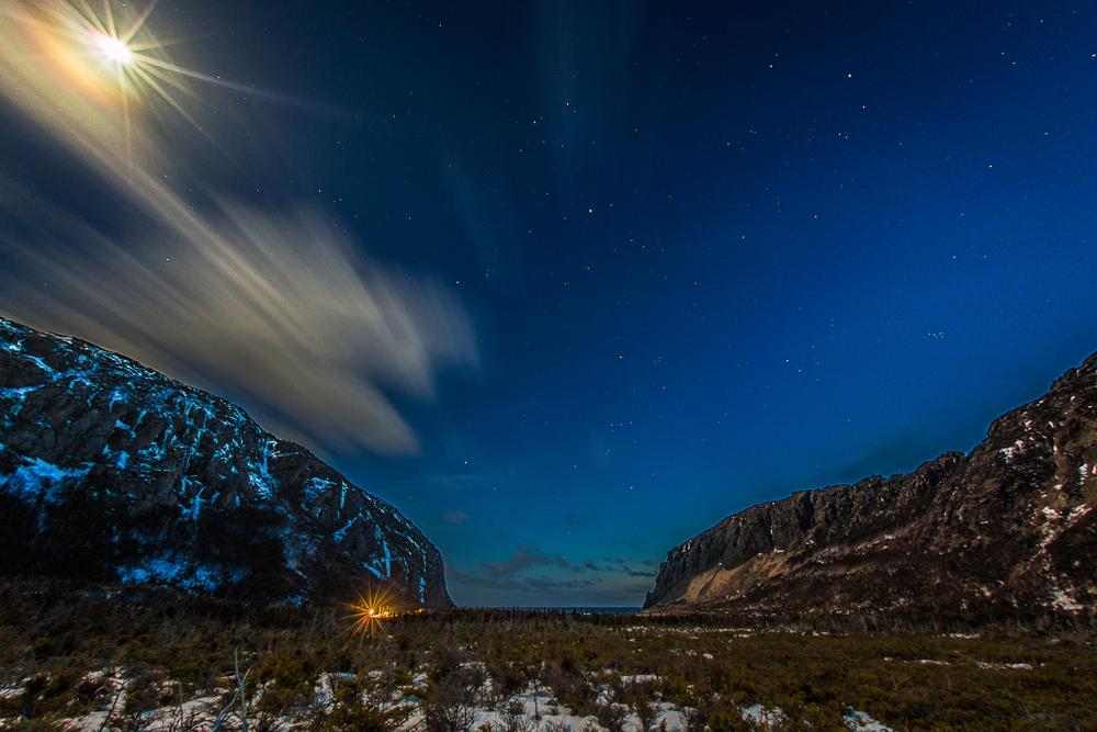 Stars over Cedar Cove