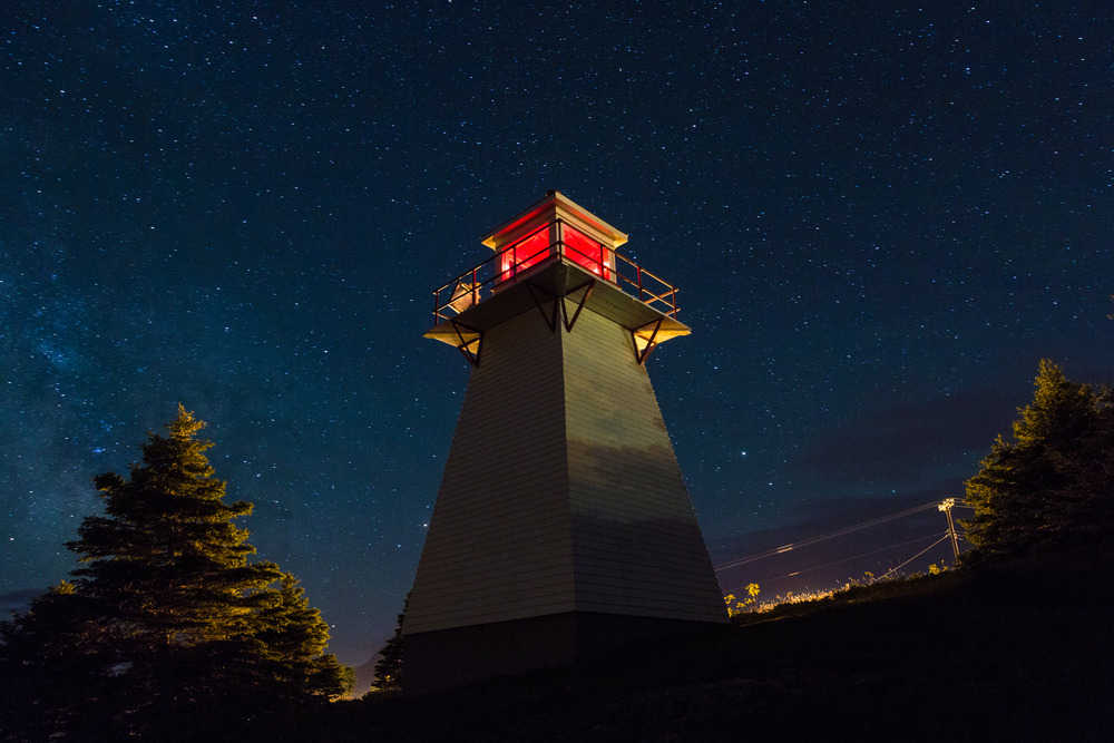 Starry Night in Woody Point