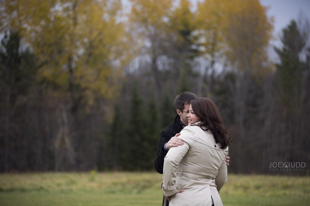 Ottawa Photographer Joey Rudd Almonte Engagement Mill