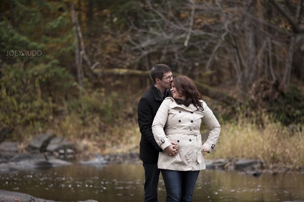 Ottawa Photographer Joey Rudd Almonte Engagement Mill