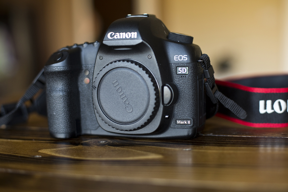 Canon 5D Mark II for sale Ottawa