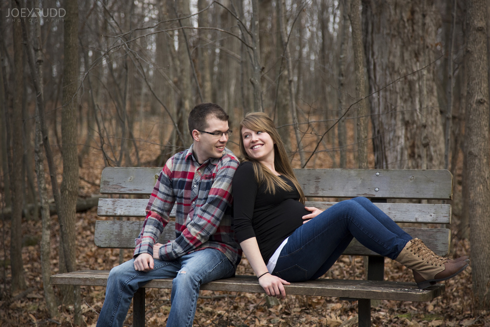 Kingston Maternity Session Joey Rudd Photography Kingston Photographer