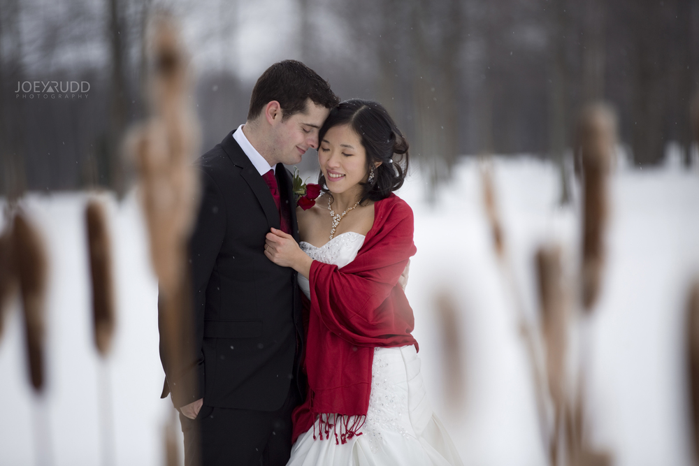 Ottawa Wedding Photographer Joey Rudd Photography Winter Wedding