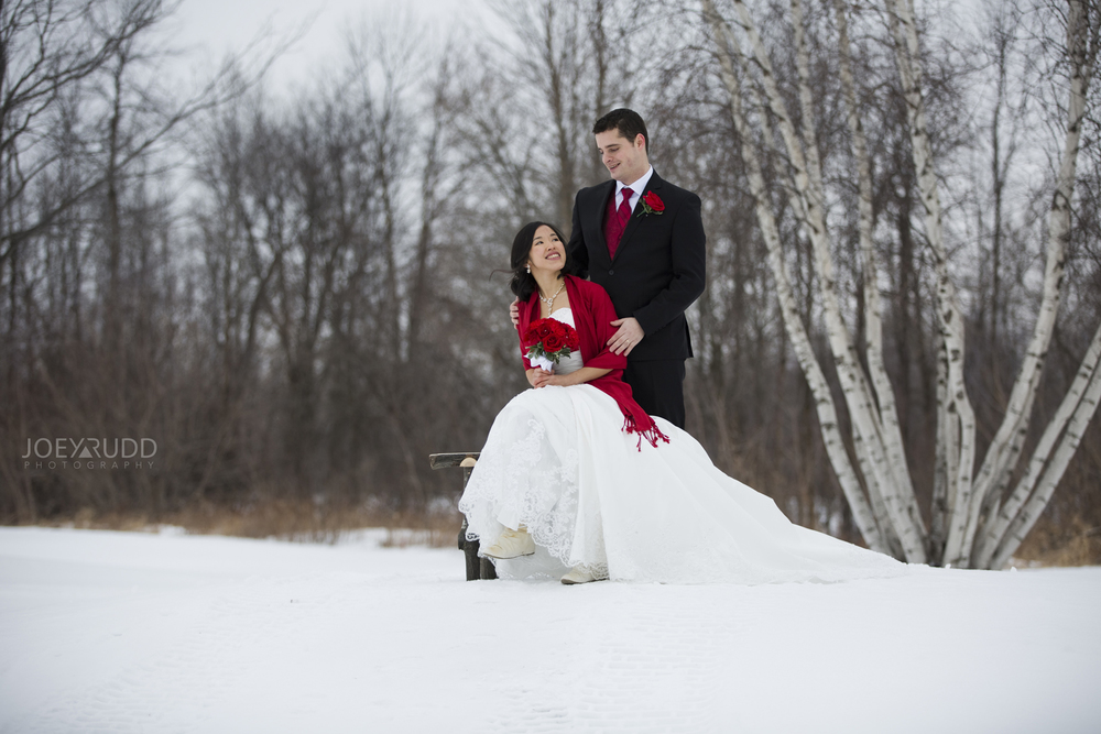 Winter Wedding Photographer Ottawa