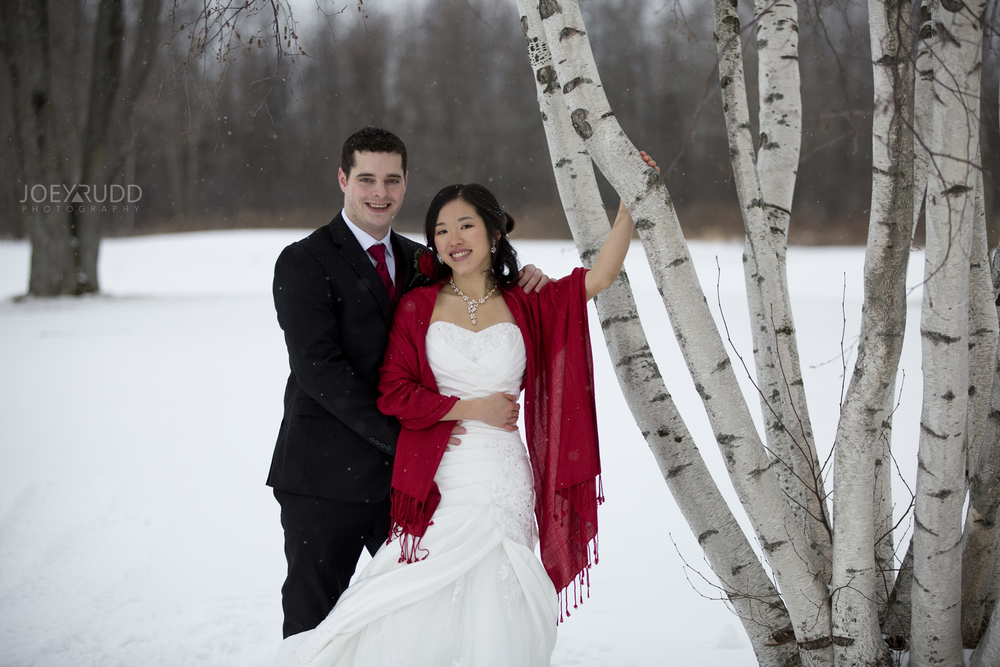Winter Wedding Love