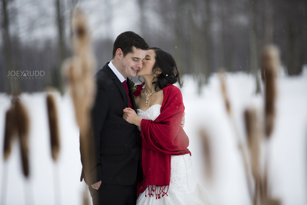 Photographer Ottawa Winter Wedding