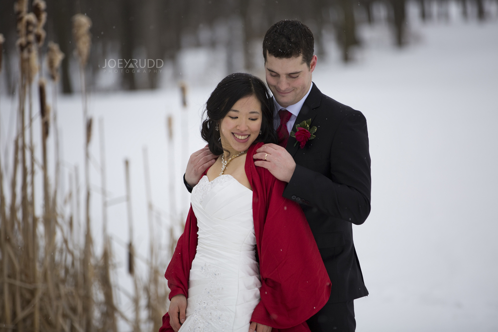 Photography Ottawa Wedding Winter