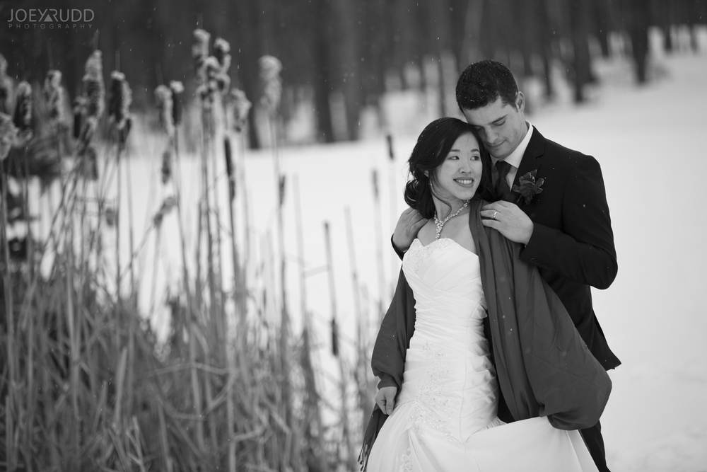 Photography Wedding Winter Ottawa