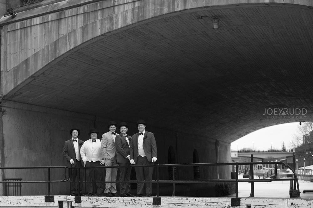 Groomsmen Photo Fun Photography Ottawa