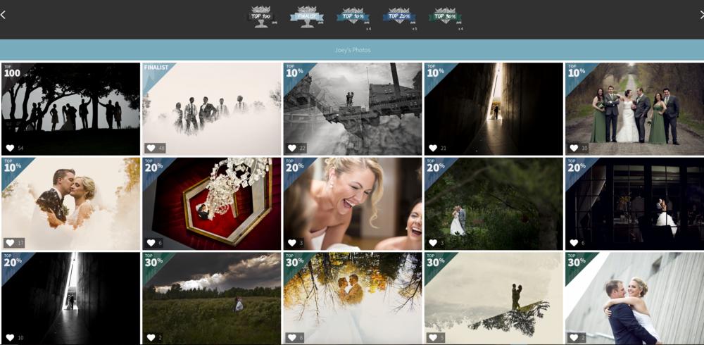 Shoot and Share Photo Contest Joey Rudd Photography Award Winning Ottawa Wedding Photographer