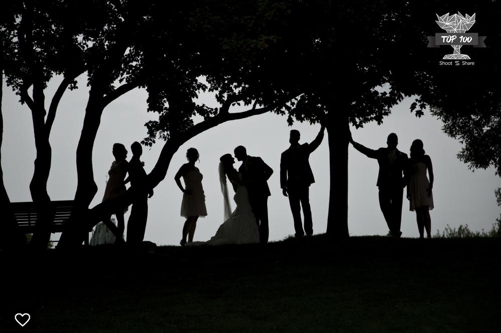 Shoot and Share Photo Contest Joey Rudd Photography Award Winning Ottawa Wedding Photographer Wedding Party