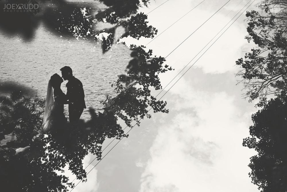 Double Exposure Photo by Joey Rudd Photography Award Winning Ottawa Wedding Photographer Gatineau Wedding La Grange