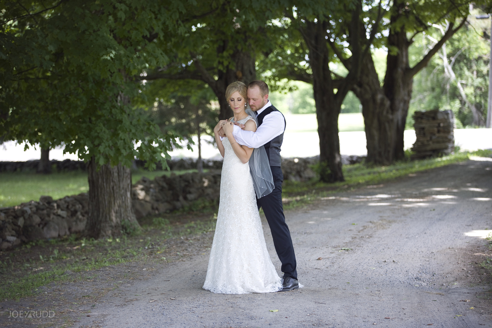 Kemptville Wedding by Ottawa Wedding Photographer Joey Rudd Photography Rustic Road