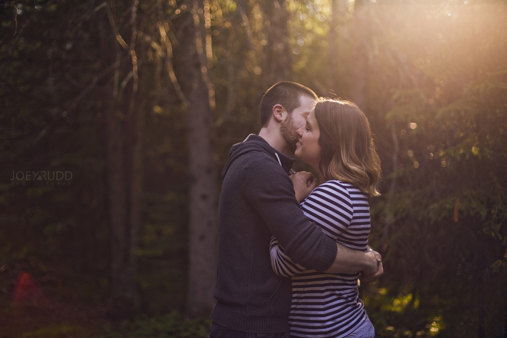 Rustic Engagement by Ottawa Wedding Photographer Joey Rudd Photography
