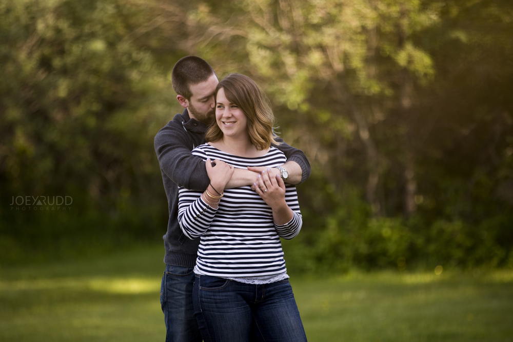 Rustic Engagement by Ottawa Wedding Photographer Joey Rudd Photography Couple