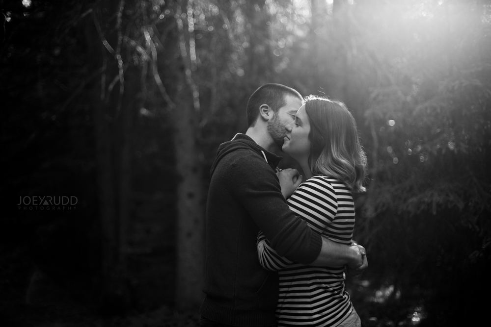 Rustic Engagement by Ottawa Wedding Photographer Joey Rudd Photography Sun Flare