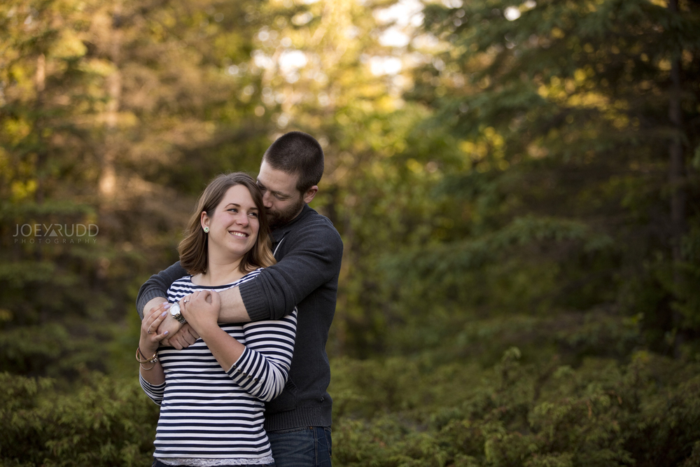 Rustic Engagement by Ottawa Wedding Photographer Joey Rudd Photography Field