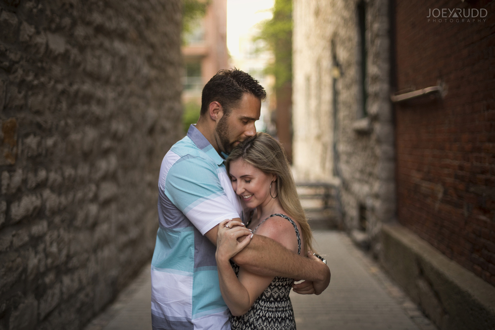 Joey Rudd Photography Ottawa Wedding Photographer Engagement Urban