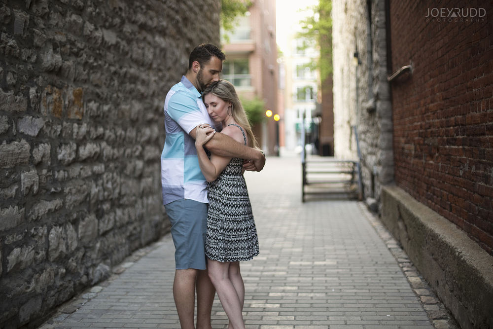 Joey Rudd Photography Ottawa Wedding Photographer Engagement Alley