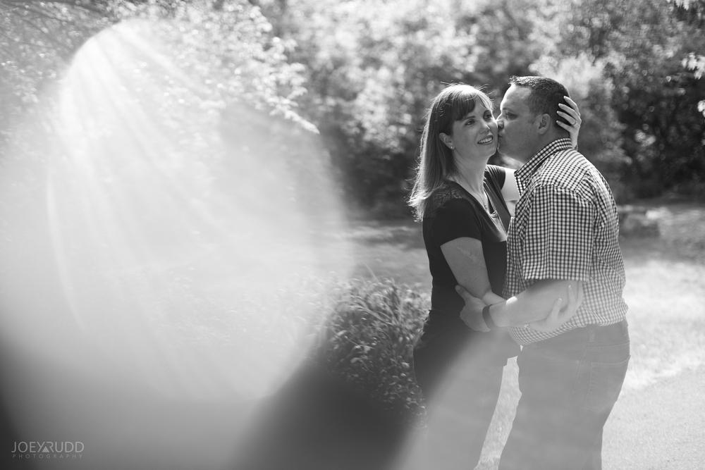 Manotick Engagement by Ottawa Wedding Photographer Joey Rudd Photography at Watsons Mill Tricks