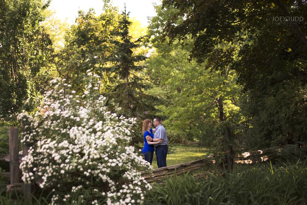 Manotick Engagement by Ottawa Wedding Photographer Joey Rudd Photography at Watsons Mill Spring