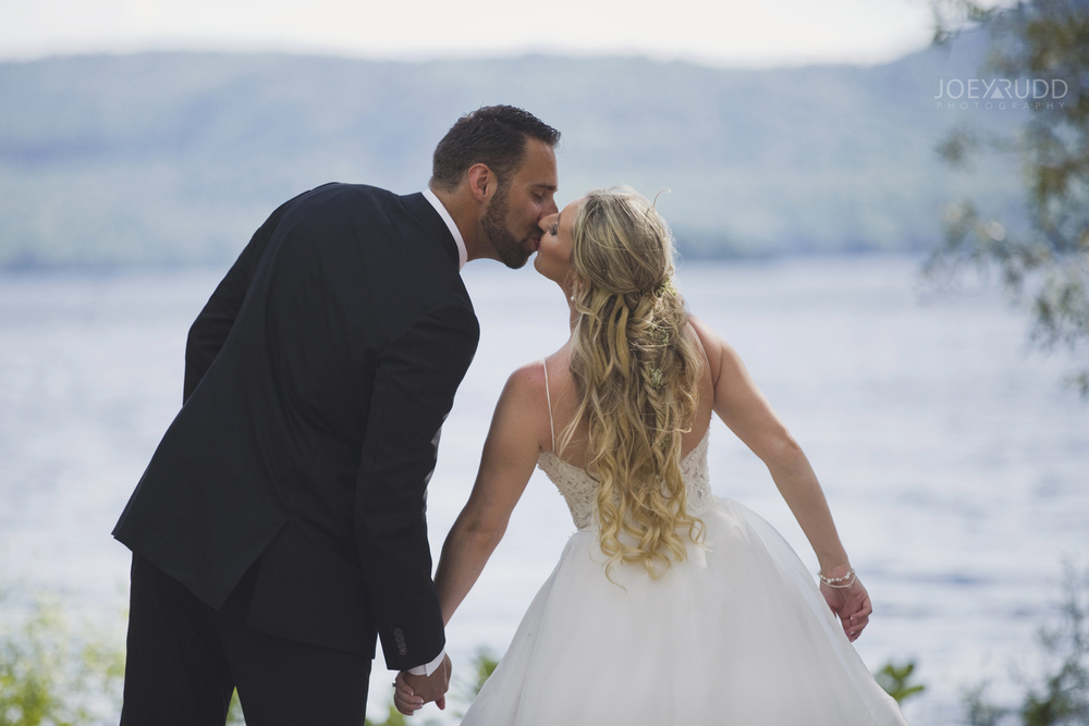 Calabogie Wedding at Barnet Park by Ottawa Wedding Photographer Joey Rudd Photography Beach Wedding