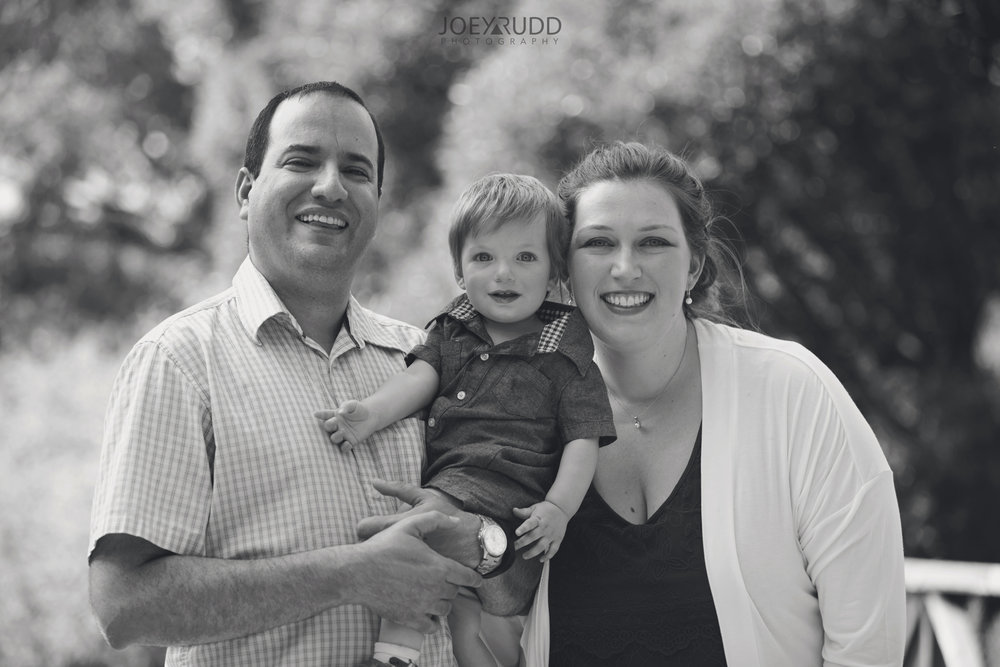 Ottawa Family Photographer Joey Rudd Photography Arboretum Black and White