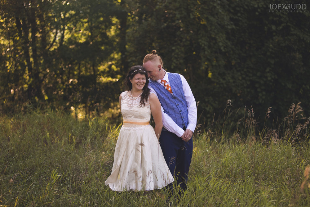 Backyard Kingston Wedding by Ottawa Wedding Photographer Joey Rudd Photography Cute