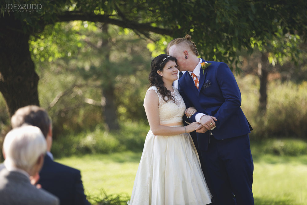 Backyard Kingston Wedding by Ottawa Wedding Photographer Joey Rudd Photography Love