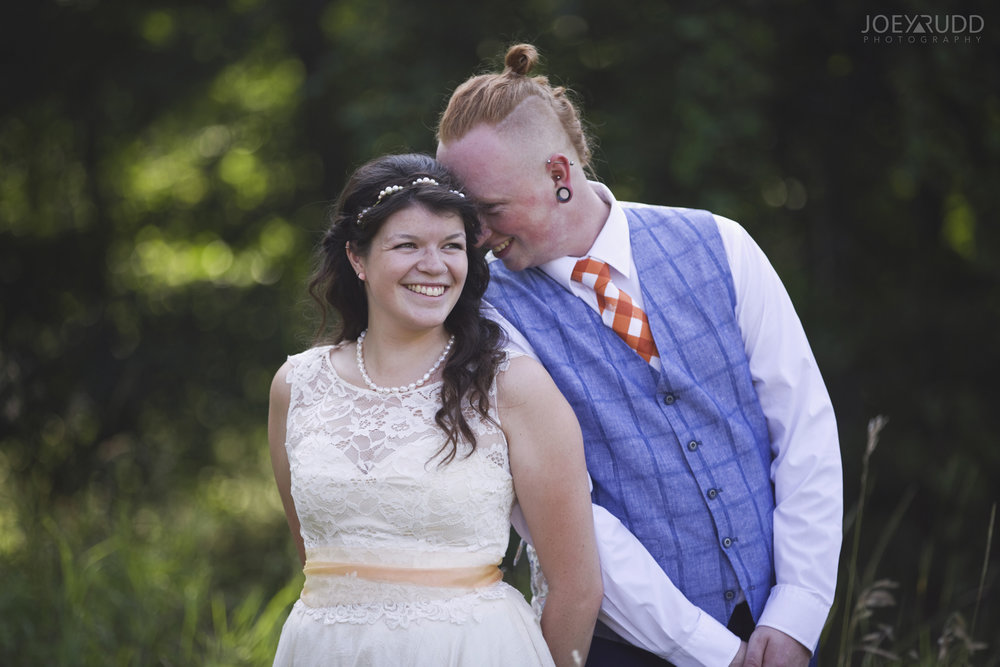 Backyard Kingston Wedding by Ottawa Wedding Photographer Joey Rudd Photography Photo Pose Best