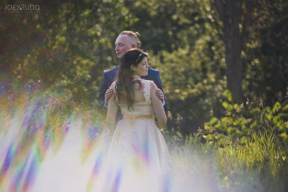 Backyard Kingston Wedding by Ottawa Wedding Photographer Joey Rudd Photography Prisming Creative Photo