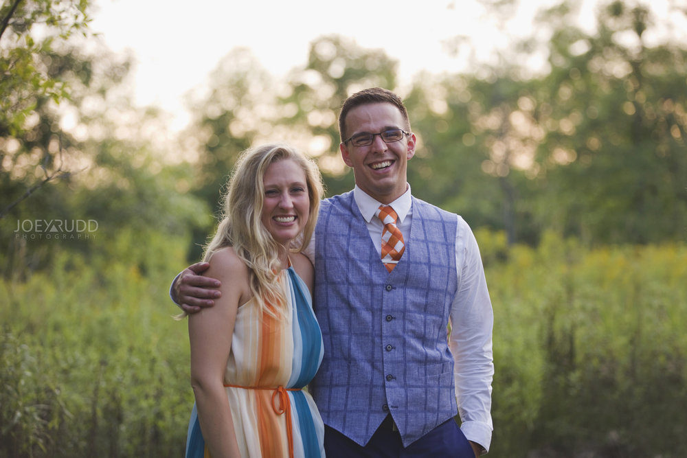Backyard Kingston Wedding by Ottawa Wedding Photographer Joey Rudd Photography Candid Couple