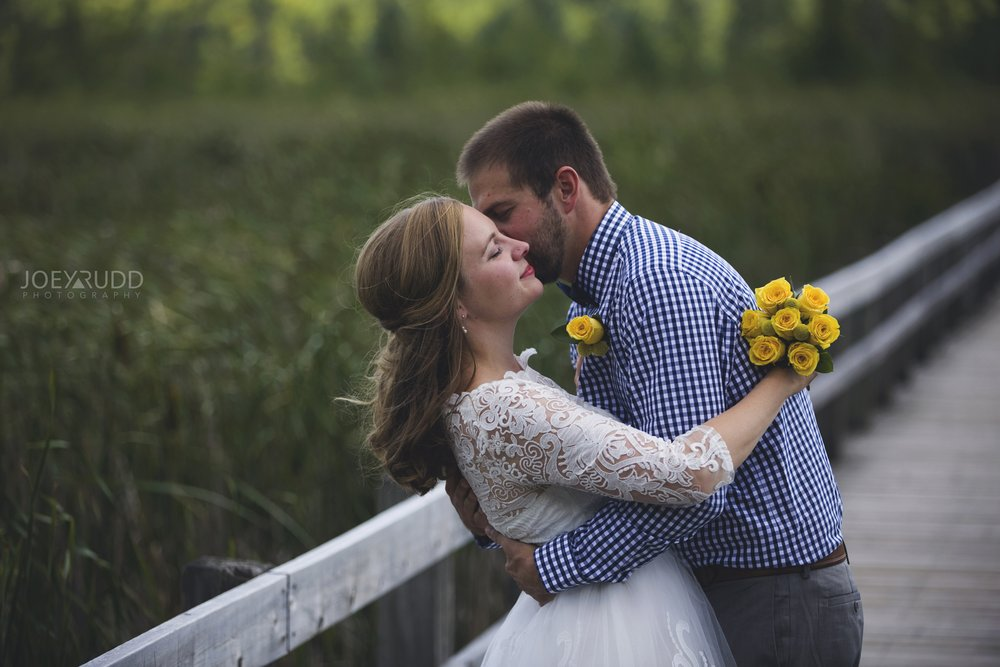 Ottawa Elopement by Joey Rudd Photography Ottawa Wedding Photographer Mer Bleue Ottawa Wedding Chapel Grass Nature