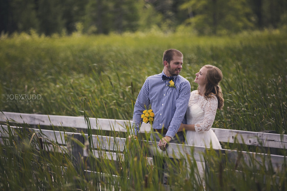 Ottawa Elopement by Joey Rudd Photography Ottawa Wedding Photographer Mer Bleue Ottawa Wedding Chapel Boardwalk Nature Trail