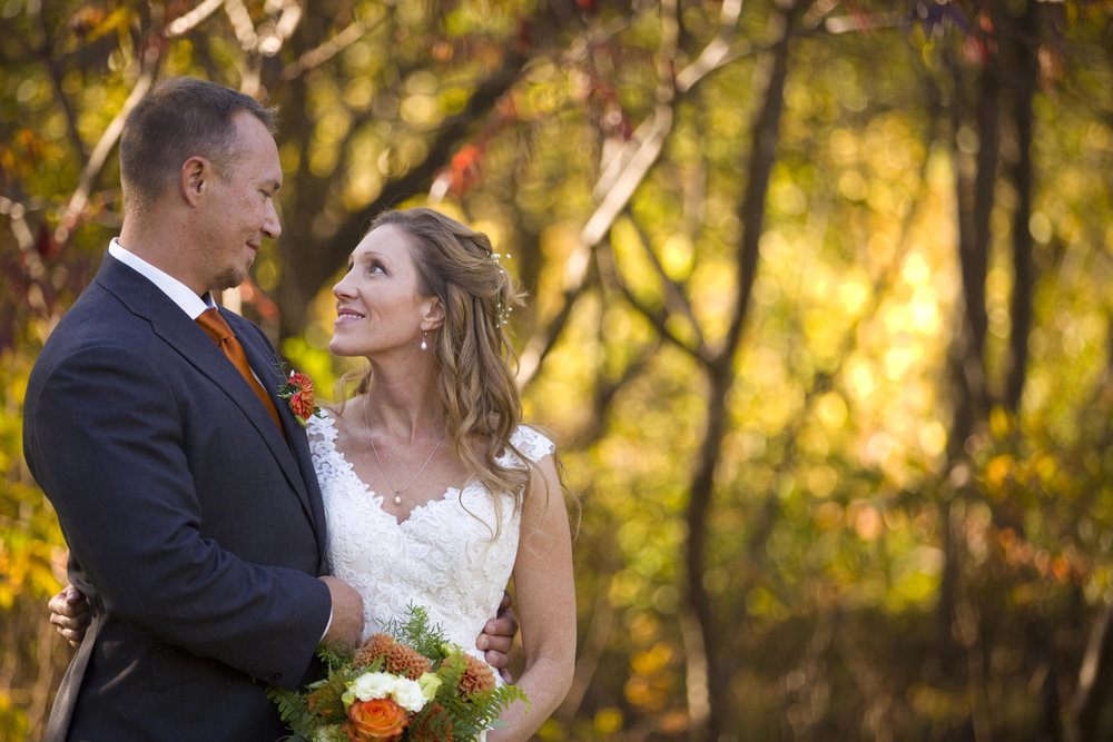 Beautiful Fall Wedding in Ottawa by Joey Rudd Photography