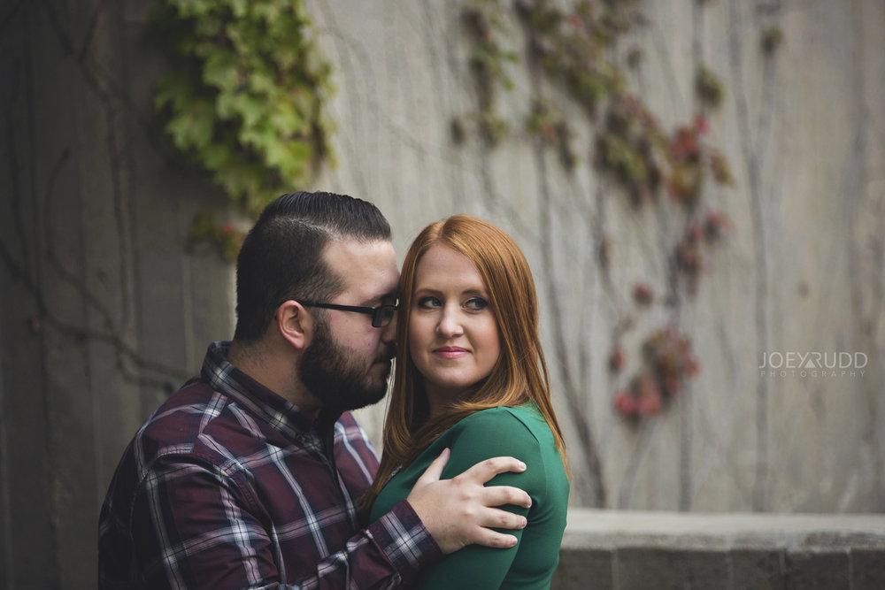 University of Ottawa Engagement by Ottawa Wedding Photographer Joey Rudd Photography Campus