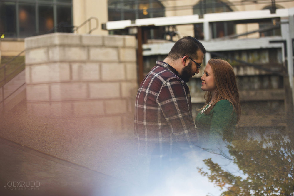 University of Ottawa Engagement by Ottawa Wedding Photographer Joey Rudd Photography Prisming Prism Creative Photo