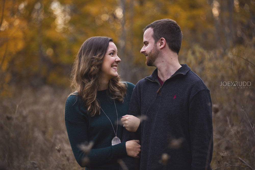Brockville Engagement Photo by Wedding Photographer Joey Rudd Photography