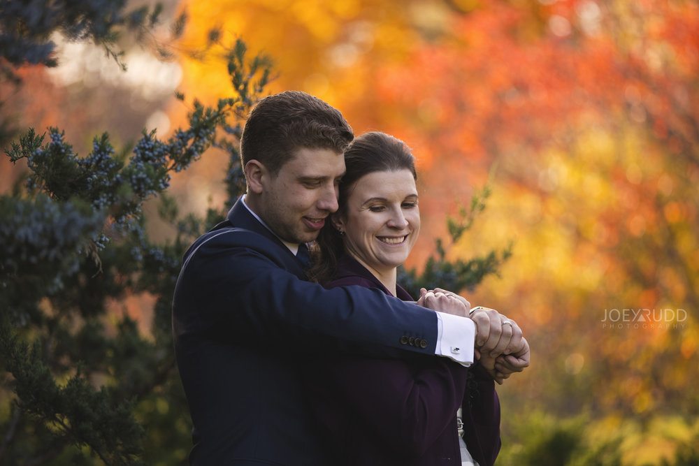 Ottawa Elopement by Joey Rudd Photography Ontario Wedding Photographer Arboretum Garden