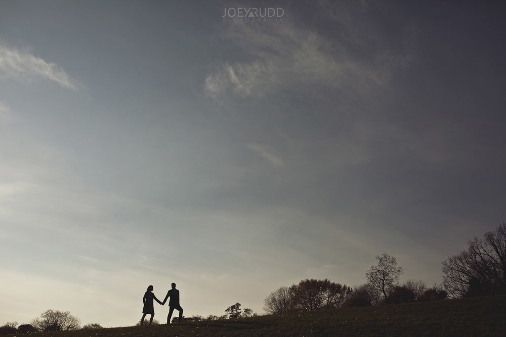 Ottawa Elopement by Joey Rudd Photography Ontario Wedding Photographer Dramatic Pose