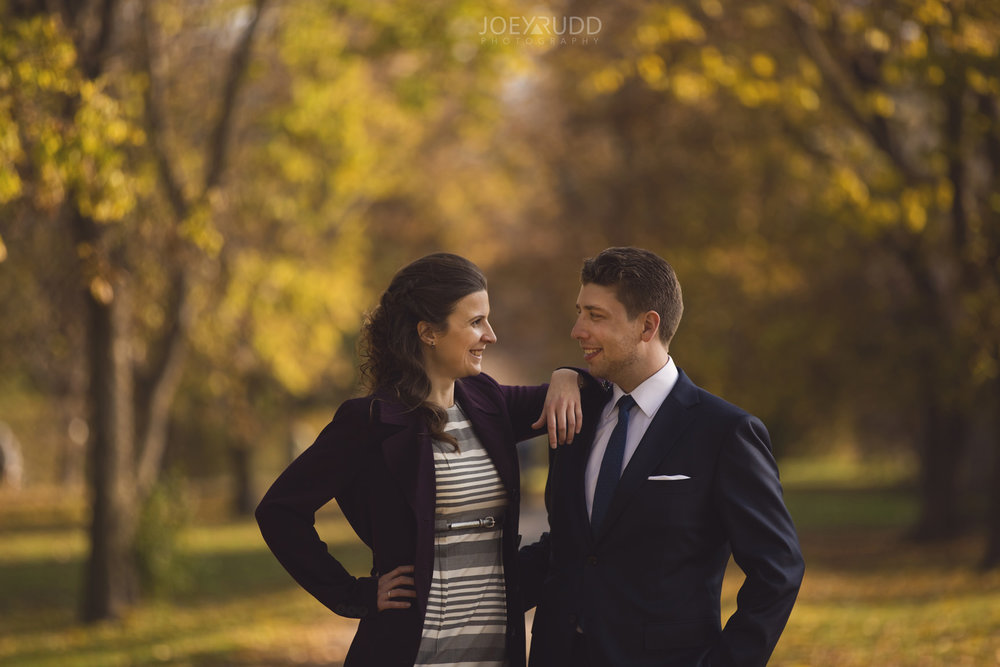 Ottawa Elopement by Joey Rudd Photography Ontario Wedding Photographer Fall Wedding