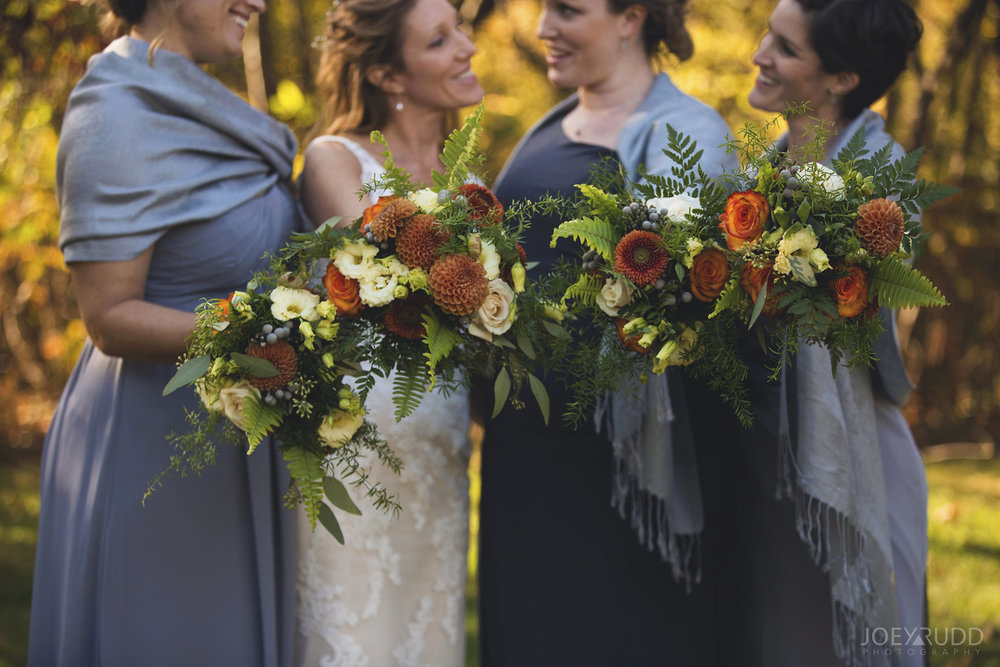 Ottawa Fall Wedding by Wedding Photographer Joey Rudd Photography Bouquet Flowers by Pretty Posy Rachel Black