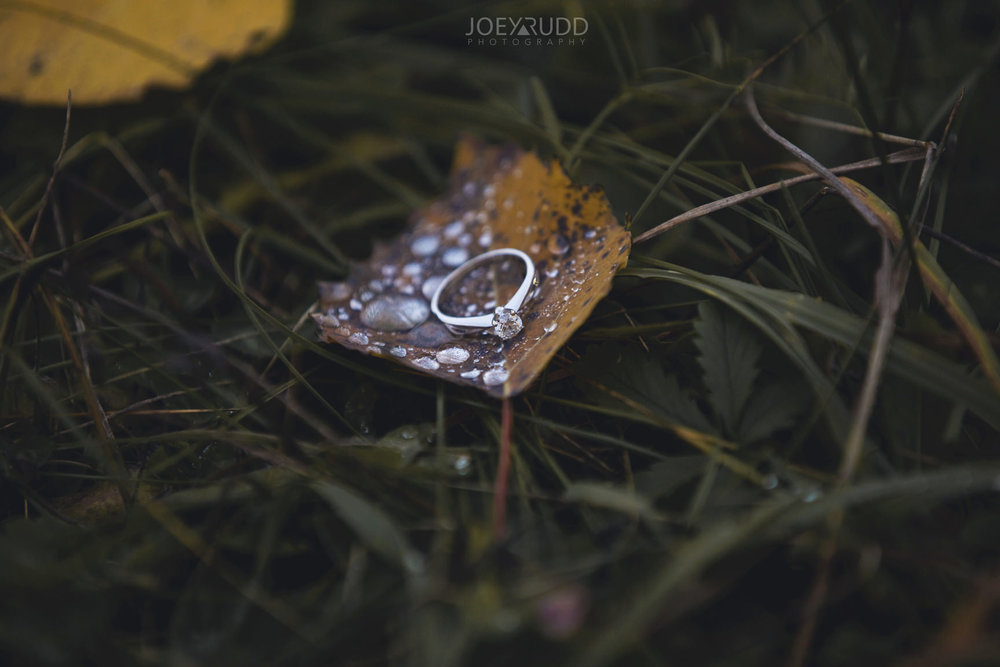Carleton Place Engagement by Joey Rudd Photography Engagement Ring