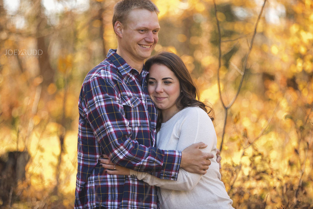 Carleton Place Engagement by Joey Rudd Photography Fall Colours