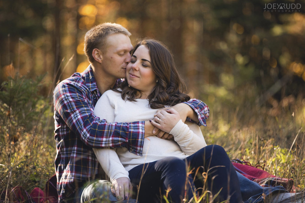 Carleton Place Engagement by Joey Rudd Photography Rustic