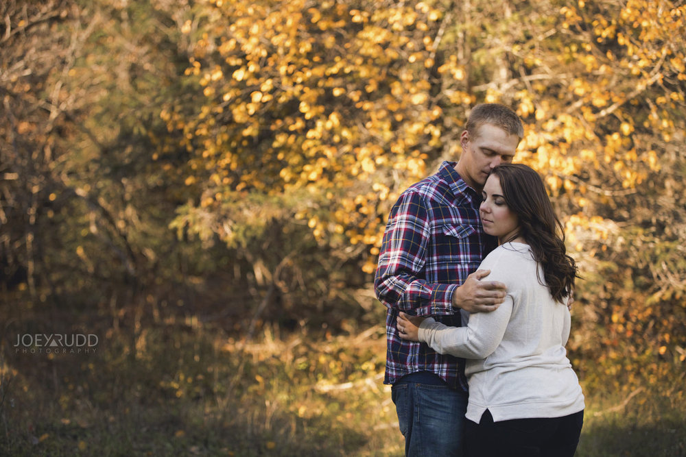 Carleton Place Engagement by Joey Rudd Photography Outside Hike