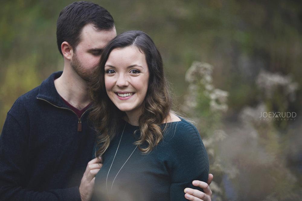 Brockville Engagement Photos by Ottawa Wedding Photographer Joey Rudd Photography Looking