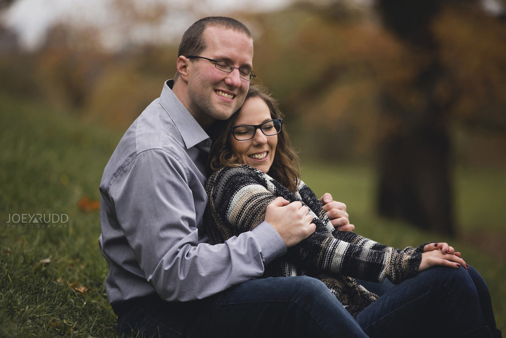 Ottawa Engagement Photography by Photographer Joey Rudd Photography Candid