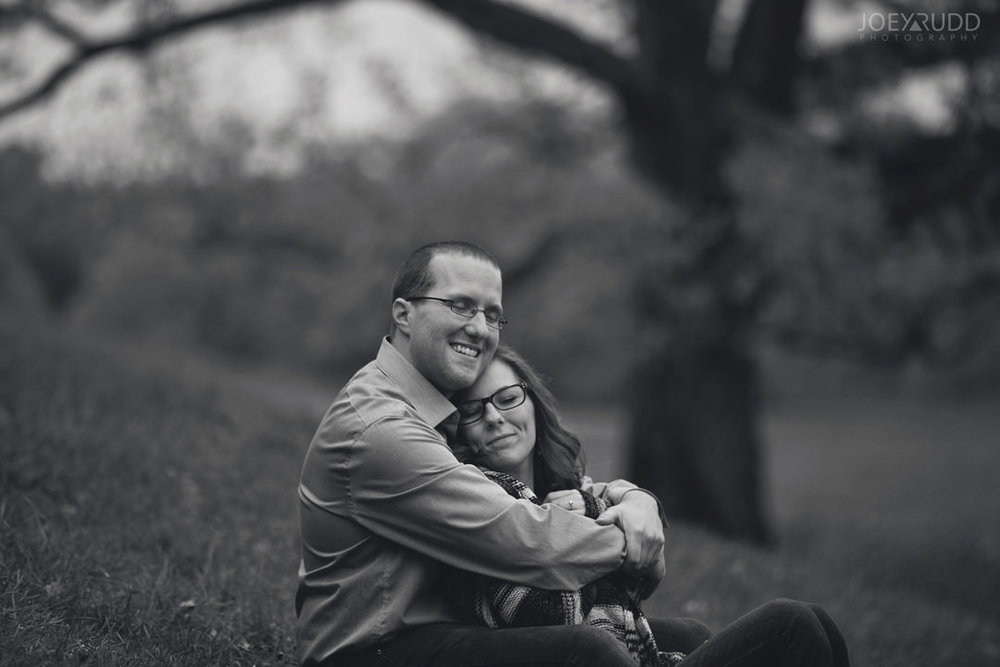 Ottawa Engagement Photography by Photographer Joey Rudd Photography Non Traditional